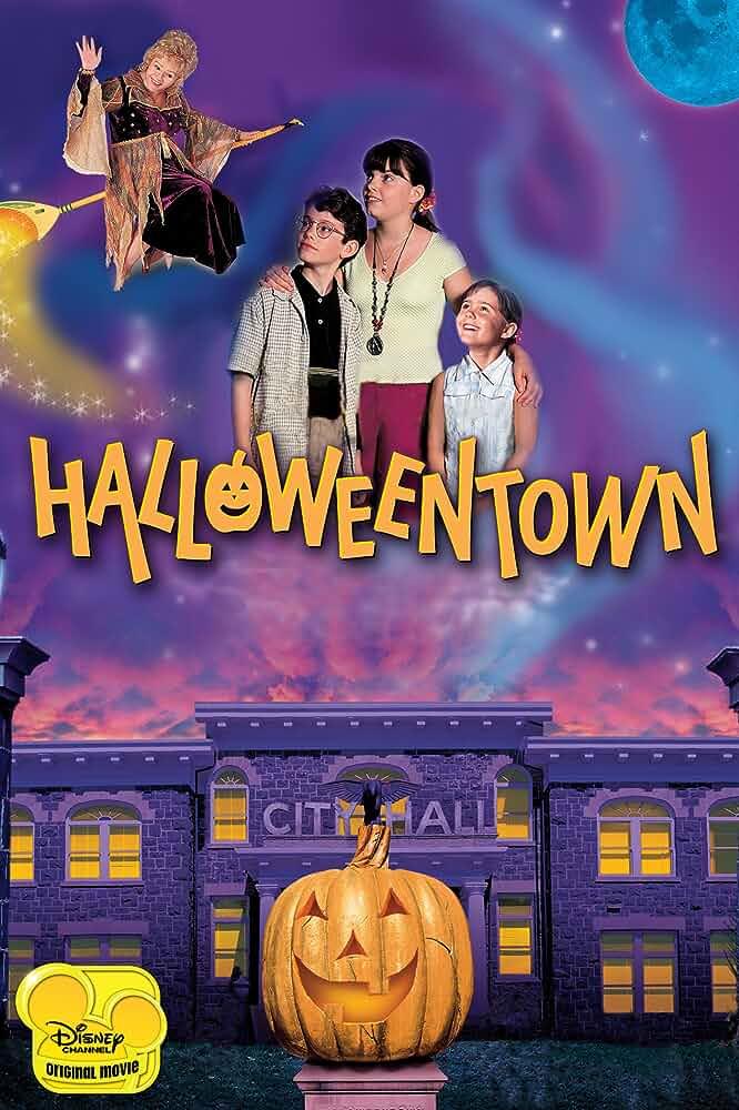 Halloweentown (1998) x264 720p WEBRiP {Dual Audio} [Hindi DD 2.0 + English 2.0]