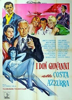 Where to stream I don giovanni della Costa Azzurra