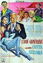 Beach Casanova Poster