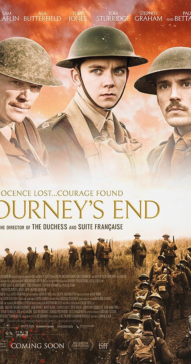 Kelionės pabaiga / Journey's End (2017)