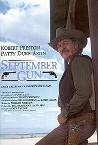 Primary photo for September Gun