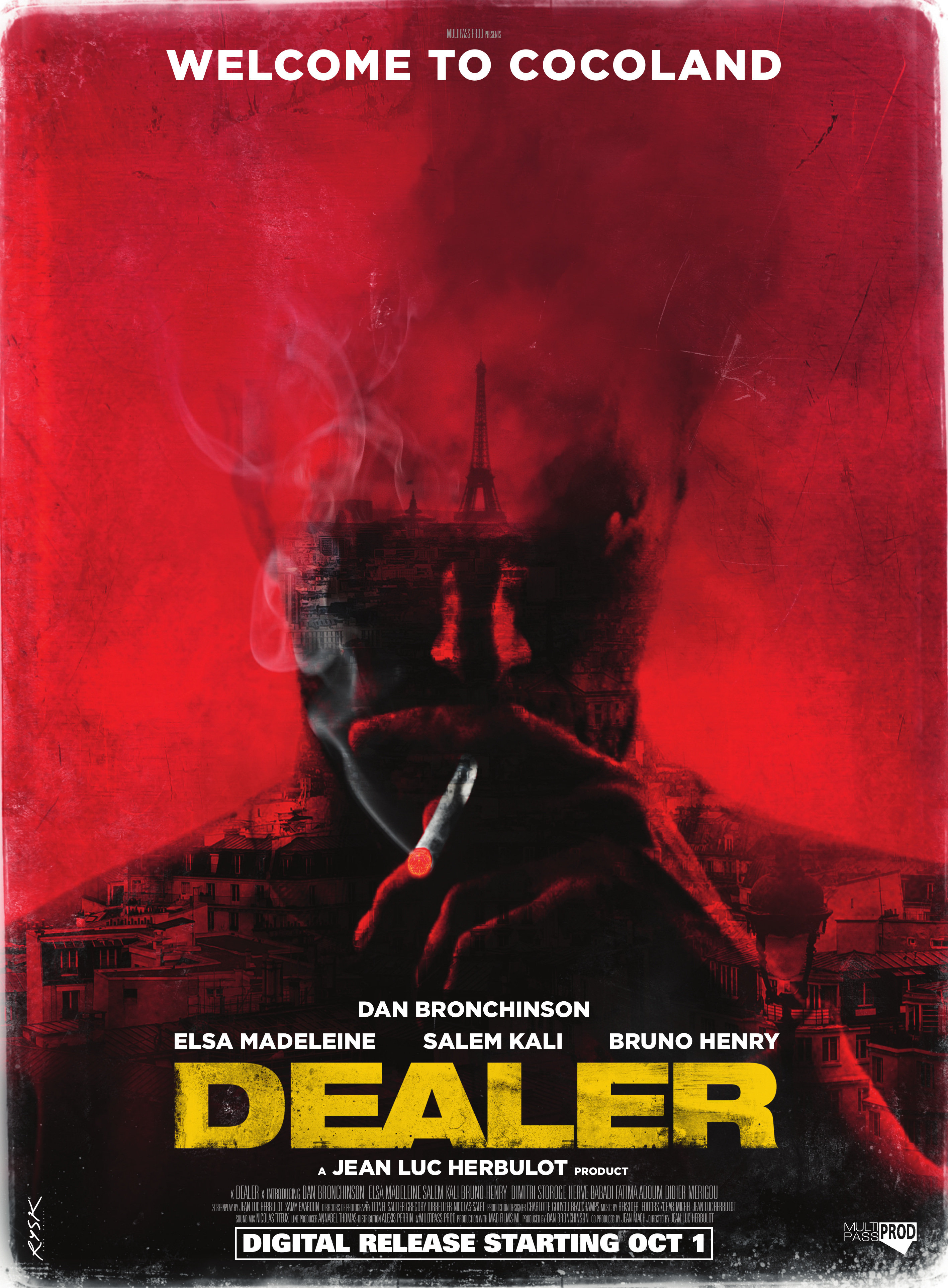 Dealer (2014)