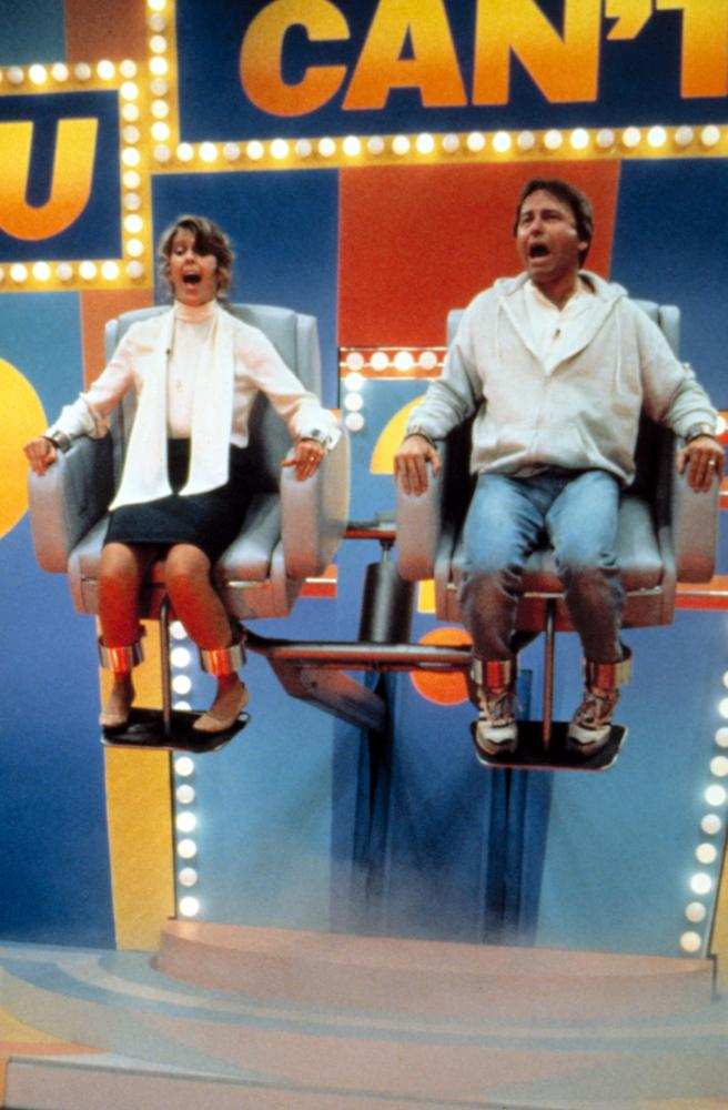 John Ritter and Pam Dawber in Stay Tuned (1992)