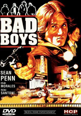 Bad Boys 1983 Movie Poster