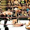 Mark Calaway, Rey Mysterio, Chris Jericho, Glenn Jacobs, Darren Matthews, Cody Runnels, and Ted DiBiase Jr. in WWE Royal Rumble (2009)