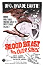 Blood Beast from Outer Space (1965) Poster