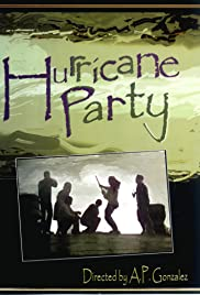 Hurricane Party Poster