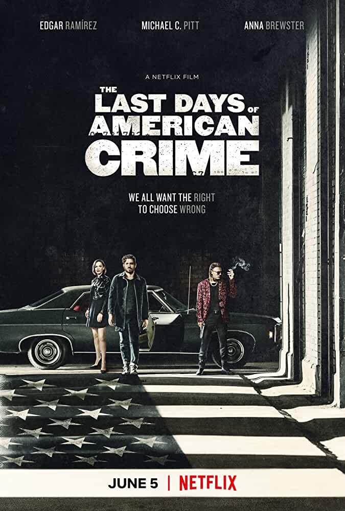 The Last Days of American Crime (2020) English NF WEB-DL x264 AAC Msub