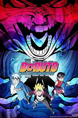 Boruto: Naruto Next Generations (2017–)