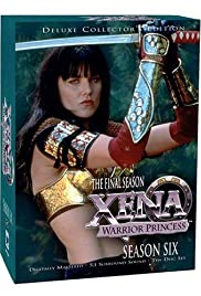 Xena Warrior Princess: The Final Season Poster