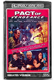 Pact of Vengeance (2021) Poster - Movie Forum, Cast, Reviews