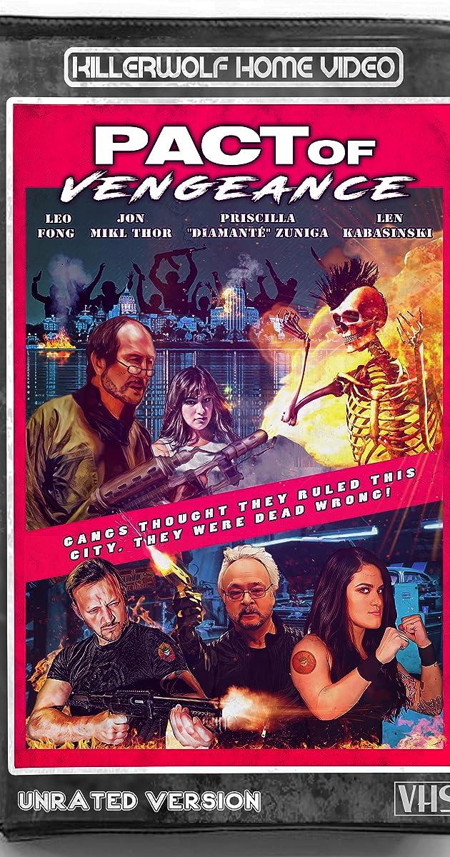 Pact of Vengeance (2021)