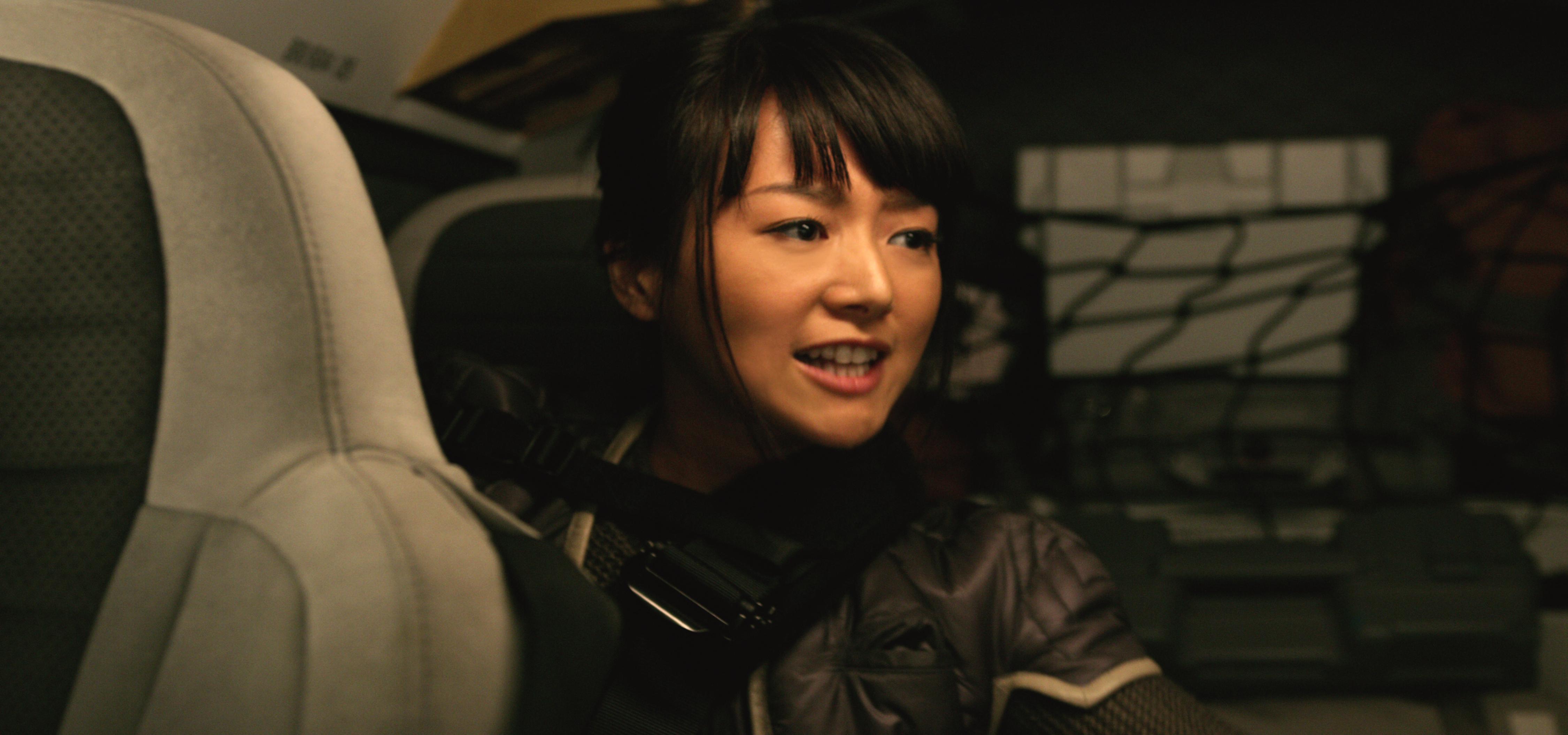 Kiki Sukezane in Lost in Space (2018)