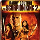 Michael Copon, Karen David, Randy Couture, and Natalie Becker in The Scorpion King 2: Rise of a Warrior (2008)