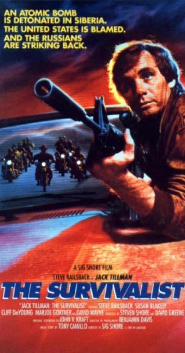 Risultato immagini per the survivalist movie 1987