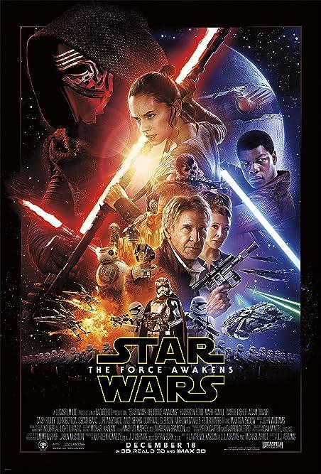 Star Wars - Episode VII: Das Erwachen der Macht