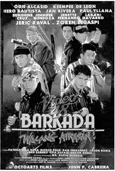 Watch Barkada walang atrasan (1995)