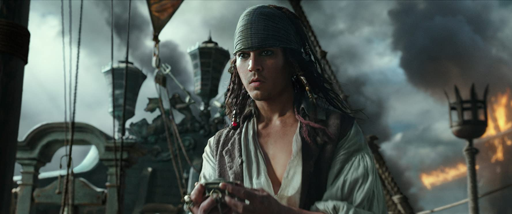 Anthony De La Torre in Pirates of the Caribbean: Dead Men Tell No Tales (2017)