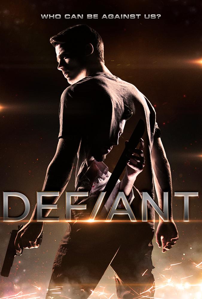 Defiant 2019 English 720p HDRip 795MB ESubs Download