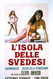 L'isola delle svedesi Poster