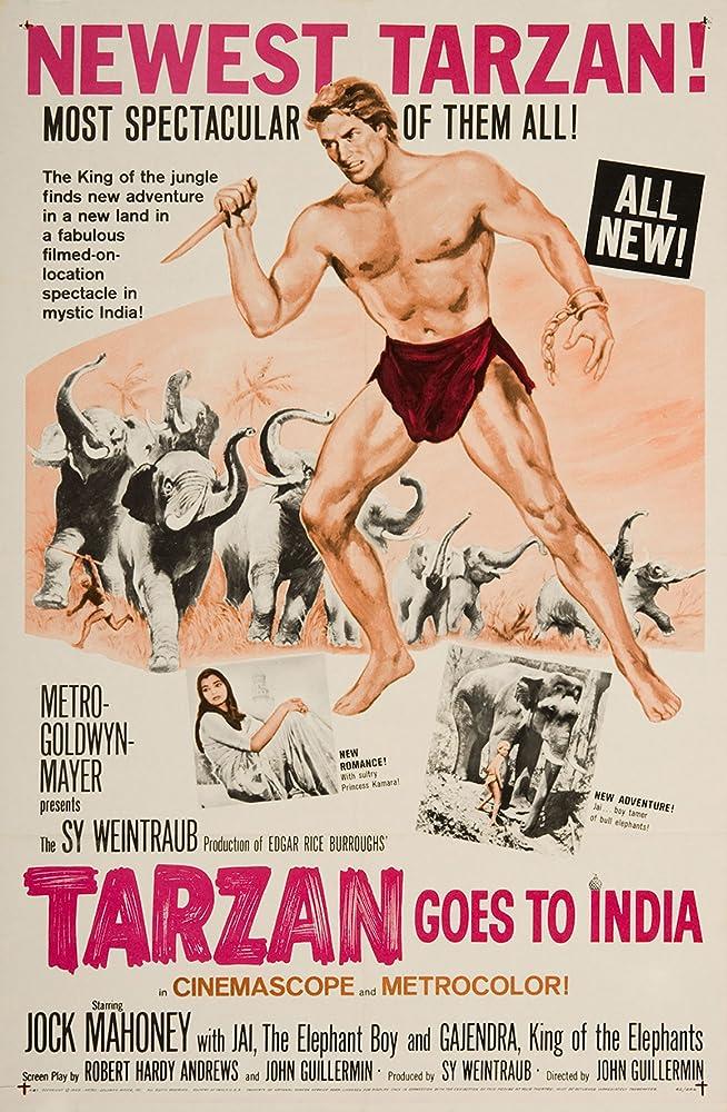 Tarzan Goes to India download