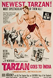 Tarzan Goes to India (1962) 720p