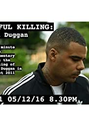 Lawful Killing: Mark Duggan Poster