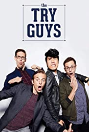 The Try Guys Prank Each Other: Presented By Warner Bros. Pictures Fist Fight Poster