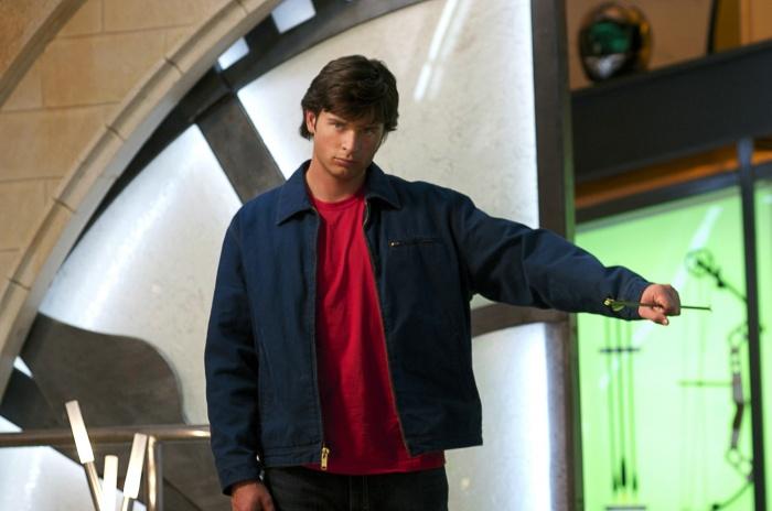 Smallville 6×05 – Reunión
