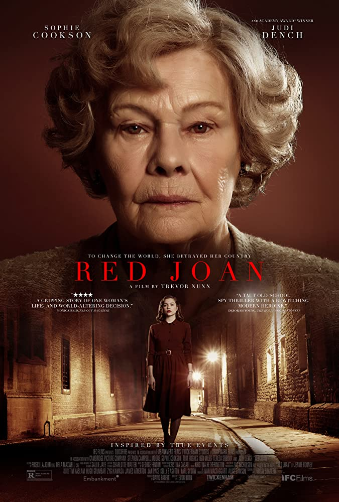 Red Joan (2019) English 300MB HDRip Download
