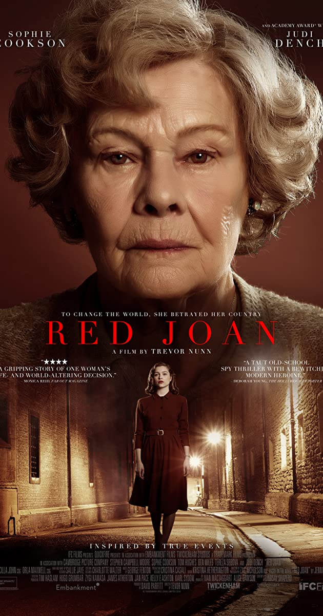 Subtitle of Red Joan