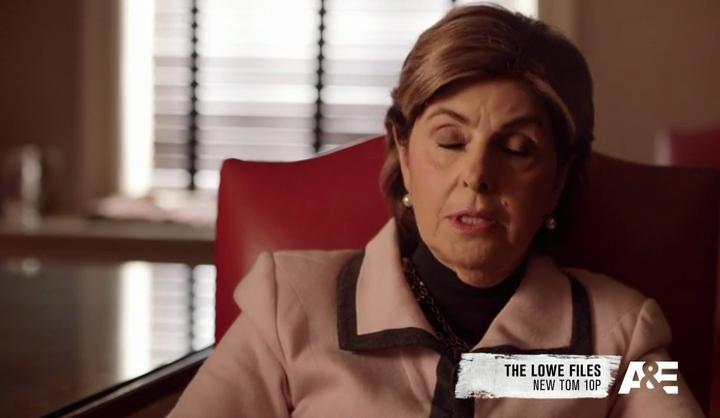 Gloria Allred in The Murder of Laci Peterson (2017)