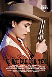 A Ballad for Tex Poster