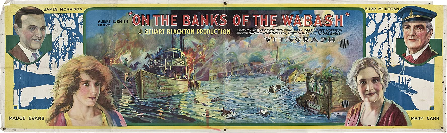 On the Banks of the Wabash (1923)