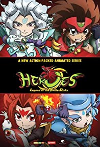 Primary photo for Heroes: Legend of the Battle Disks