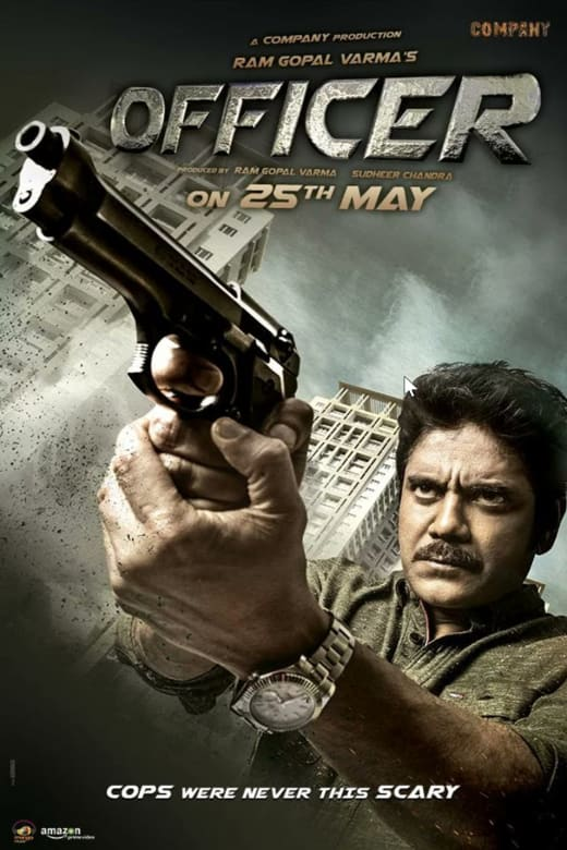 Simtaangaran (Officer) 2020 Dual Audio 720p UNCUT HDRip ESubs 1.3GB Download