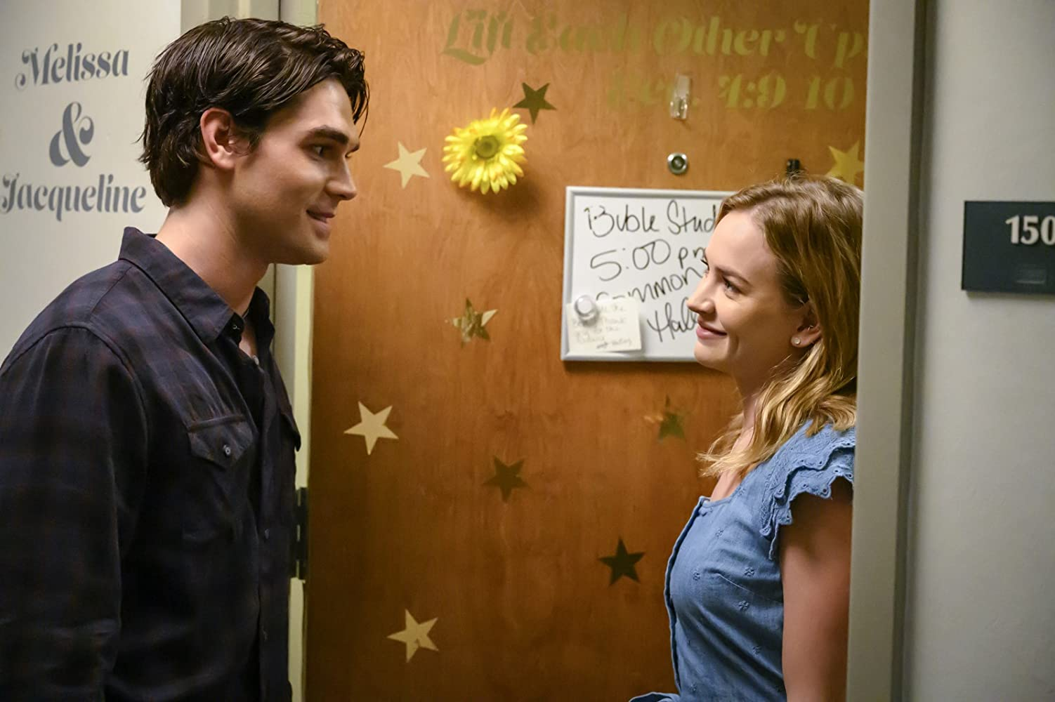 Britt Robertson and K.J. Apa in I Still Believe (2020)