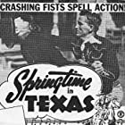 Jimmy Wakely and Hal Taliaferro in Springtime in Texas (1945)