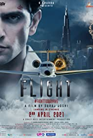 Flight (2021) Hindi Movie 480p HDRip Downlaod