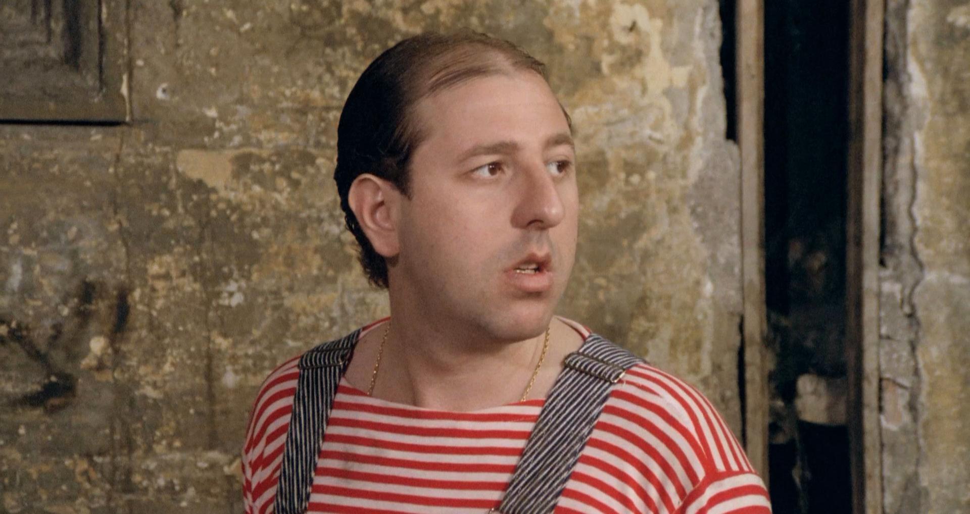 Vincenzo Crocitti in Avere vent'anni (1978)