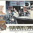 Frank Gorshin and Elliott Street in Record City (1977)