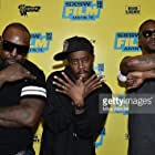 Sleepy Brown, Rico Wade, and Raymond Murray at an event for The Art of Organized Noize (2016)
