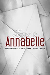 Primary photo for Letters to Annabelle