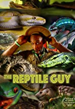 A man with a dream ... and reptiles