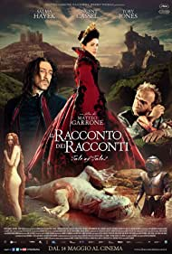 Salma Hayek, John C. Reilly, Vincent Cassel, Toby Jones, and Stacy Martin in Il racconto dei racconti - Tale of Tales (2015)