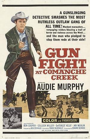 Frank McDonald Gunfight at Comanche Creek Movie