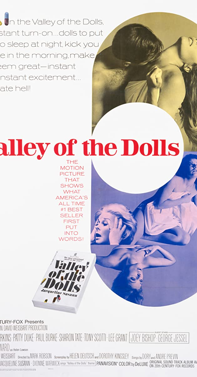 Watch Full HD Movie Valley of the Dolls (1967)