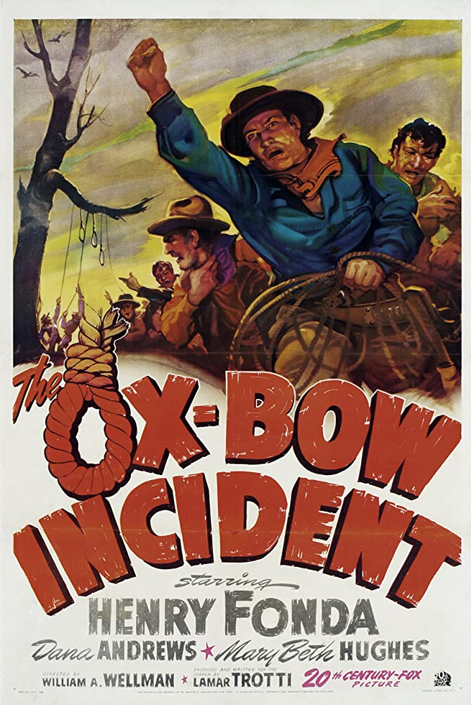 The Ox-Bow Incident (1942)