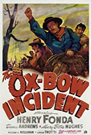 The Ox-Bow Incident (1942) Poster - Movie Forum, Cast, Reviews