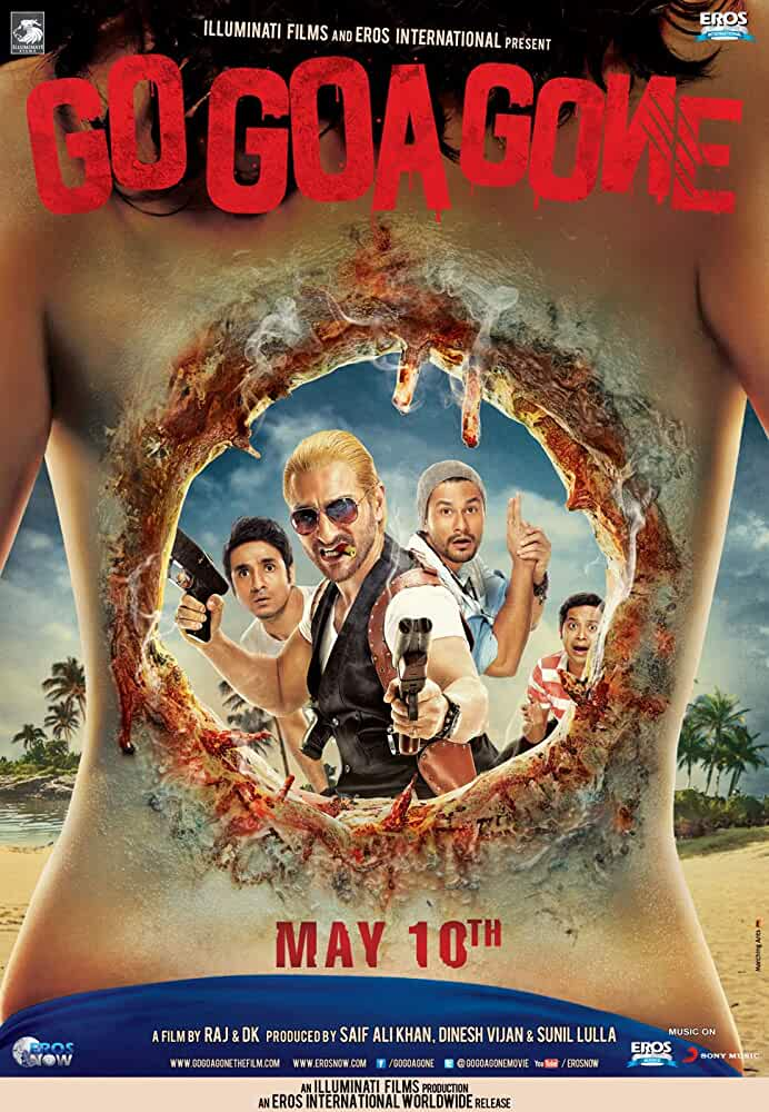 Go Goa Gone (2013) Comedy Movie | 720p | HDRip | 800MB | Watch Online | Download |